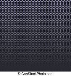 Carbon or fiber background.