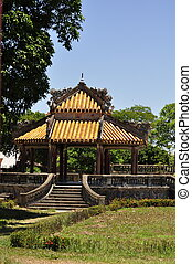 Hue Architecture - Beautiful architecture at the Hue...