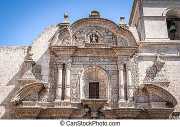Iglesia de San Augustin known also as Church of Saint...