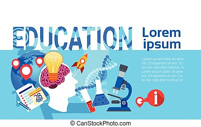 Education Online Learning School University Studing Web...