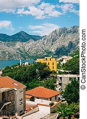Villa by the sea. Montenegro
