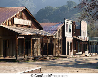 Paramount Ranch - Historic Paramount Ranch, now part of...