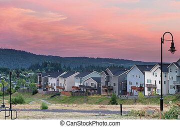Luxury Homes Development in Happy Valley Oregon - Luxury...