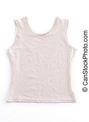 Singlet shirt Sleeveless - Singlet shirt or Sleeveless on...
