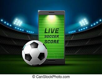 mobile football online