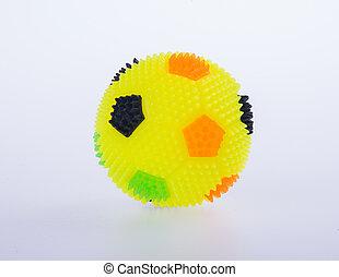背景, 玩具, 或者, 球