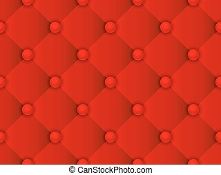 upholstery red pattern vector abstract background