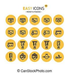 Easy icons 12c Money
