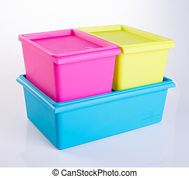 Food Container or Plastic food storage containers. - Food...