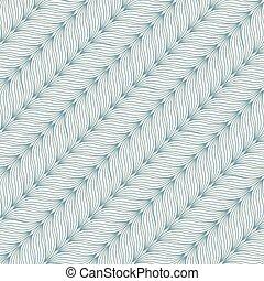 Seamless rope design