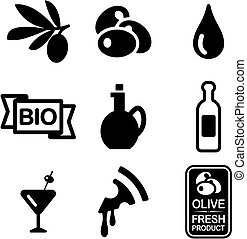 Olive Icons