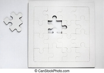 The last piece of the puzzle