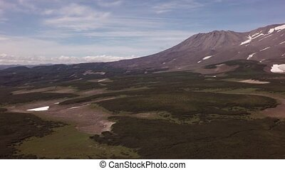 Mutnovsky is a complex volcano located in the southern part....