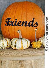 friends, Feiertage
