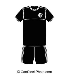 Form of the Belgian football team.The dark Belgian wolf. Belgium single icon in black style vector symbol stock illustration.
