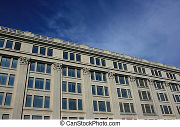 Historical Building - Historical building in downtown,...