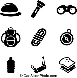 Expedition Icons - This image is a illustration and can be...
