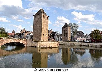 The Bridges of Strasbourg - Alsace - France