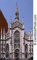 Sacro Cuore del Suffragio church