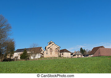 Village in France - Little village in French Limousin