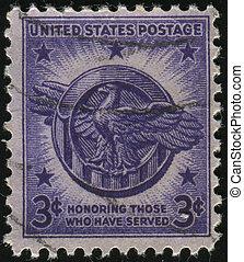 Poststämpel