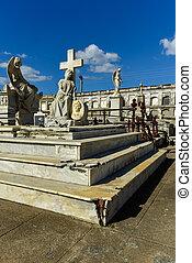 Reina Cemetery - Cienfuegos, Cuba - Reina Cemetery in...