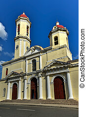 Our Lady of the Immaculate Conception Cathedral, Cienfuegos...