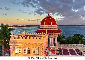 Valle Palace - Cienfuegos, Cuba - Valle Palace (Palacio de...