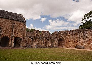 cleve, abbazia