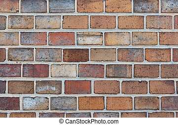 brickwork - Abstract shot of the masonry structure - visible...