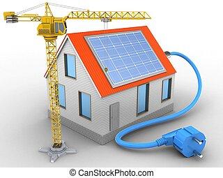 3d solar power