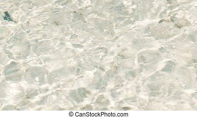 Crystalic Translucent Waves - Small translucent waves going...