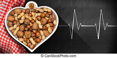Dried Fruits - Healthy Food for the Heart