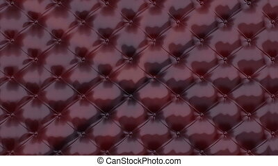 The red soft furniture pattern