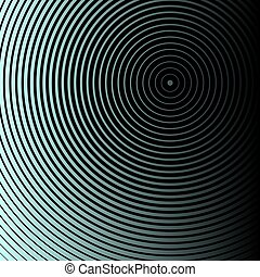 cyan cone background circles - design of cyan cone...