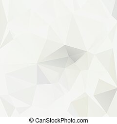 bright green lowpoly square vector background
