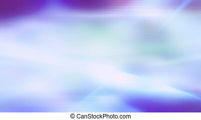 Blue and mixed colors looping streaks animated background
