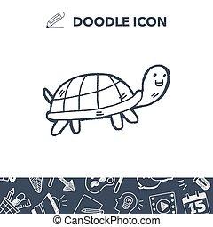 Doodle Tortoise