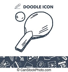 Doodle Table tennis