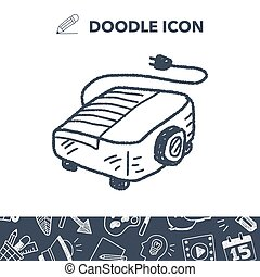 doodle projector