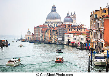 Classsic view of Venice