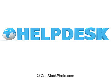 Helpdesk World Blue