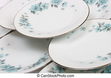 Plates background