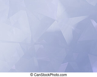 Purple Geometric Abstract Backgroun - Abstract background...