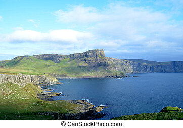 Beautiful Views from Neist Point in Scotland - Gorgeous...
