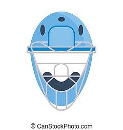 protective baseball helmet