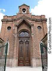 教區, 教堂