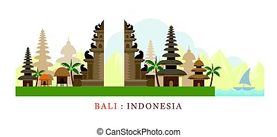 Bali, Indonesia Travel and Attraction - Landmarks, Tourism...