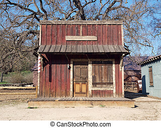 Western Town Facade - Historic Paramount Ranch, now part of...