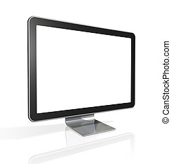 3D television, computer screen